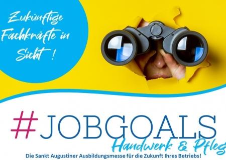 #JOBGOALS - Die Sankt Augustiner Ausbildungsmesse